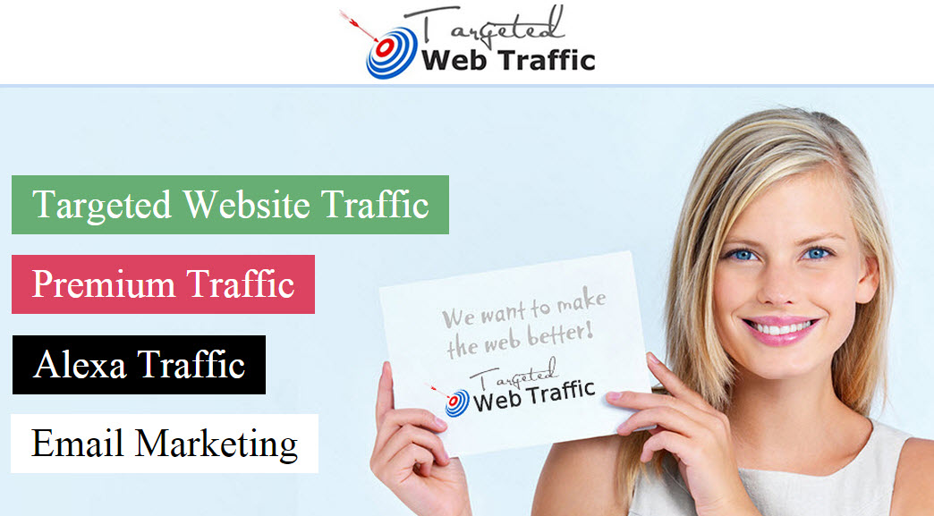 Buy Targeted Web Traffic Cheap for Dummies