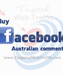 Australian Facebook Comments