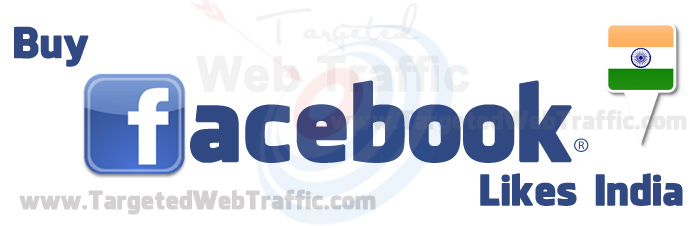 Buy Indian Facebook Likes | India Targeted Facebook Likes