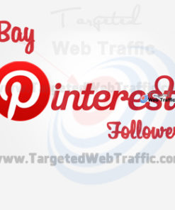 Buy Real Pinterest Followers