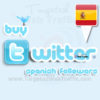 Buy Spanish Twitter Followers Cheap