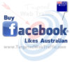 Buy Targeted Australian Facebook Likes