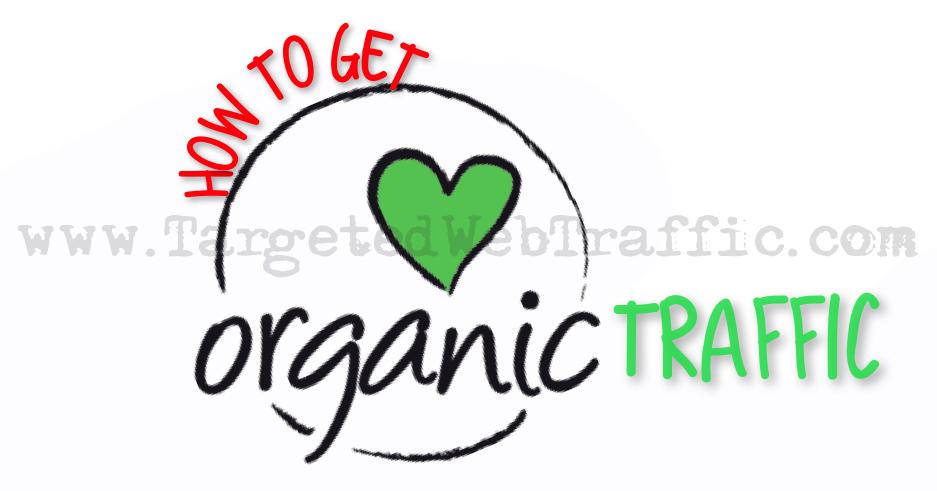 Buy Organic Website Traffic - Targeted Keyword Traffic