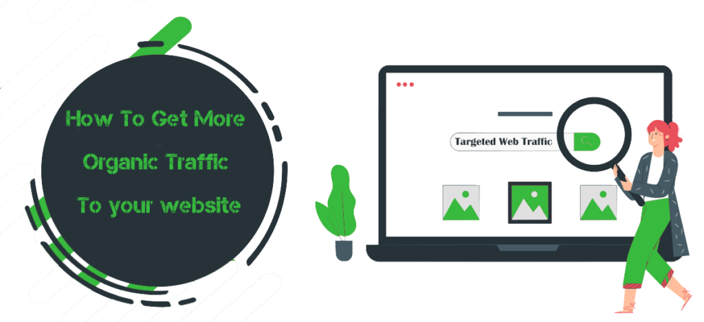 Organic Website Traffic | Targeted Web Traffic