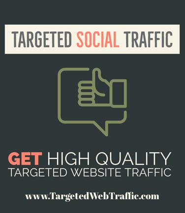 Buy Social Media Traffic For Your Site - High-Quality Web Traffic