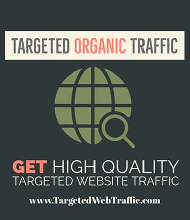Buy Targeted Organic Website Traffic - Quality Targeted Visitors - Targeted Web Traffic