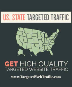 Buy Web Traffic USA & High Quality US State Targeted Traffic